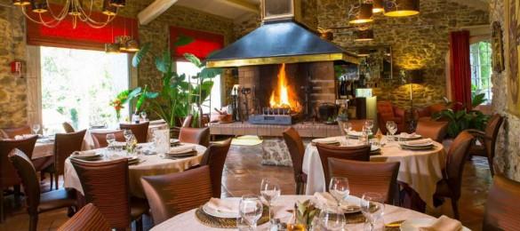 Restaurant locavore La Campagne St Lazare